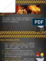 Lesson 7 -Fire Safety