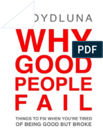 Why Good People Fail eBook Beta