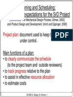 Project Planning WithMIT