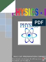 Physics-I