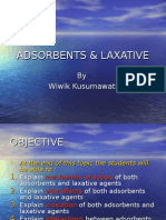 Adsorbents Laxative 21