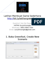 Step by Step Membuat Game Sederhana