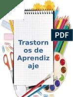 Deteccion de trastornos de aprendizaje