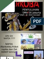 Penyuluhan Narkoba Oleh Dr Dini