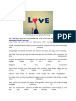Kata Kata Indah Buat Kekasih Tersayang