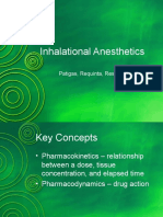 Inhalational Anesthetics