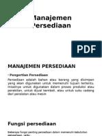 Manajemen Persediaan XXX.pptx