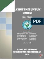 Akuntansi UMKM (SAK ETAP)