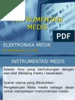 Instrumentasi Medis