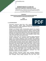Lampiran pedoman penelitian pendidikan tinggi islam