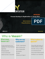 VMworld 2013 - Veeam Backup & Replication v7 Deep Dive
