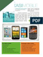 Proposal Pembuatan Aplikasi Mobile