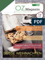 brandnooz NOOZ Magazin Ausgabe 12/2015