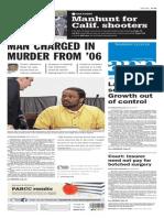 Asbury Park Press front page Thursday, Dec. 3 2015