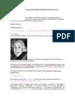 Einstein el Bribon