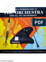 A Child's Introduction to Orchestra and All Its Instruments