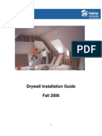Drywall Reference Guide