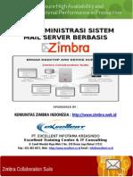 Tips Administrasi Mail Server Zimbra-Komunitas Zimbra Indonesia