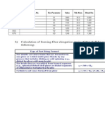 O140050 (WO 4183) - Fiber Elongation Calculation