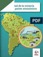 Minería Ilegal en Países Amazónicos