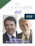 La revue socialiste N°60 - Situations du socialisme européens