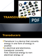 Transducers and Sensors