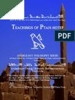 Teachings of Ptah-Hotep