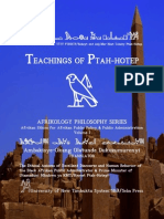 Teachings of Ptah-Hotep
