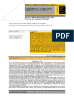 THE IMPACT OF WORKING CAPITAL MANAGEMENT ON THE PERFORMANCE OF FOOD AND BEVERAGES INDUSTRY