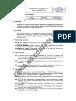 IL-049 Instructivo de Muestreo de Emisiones Gaseosas (Ver 00)