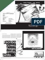 Gaceta Los Hijos Del Alebrije n.8