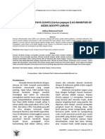 600-1182-1-SM Inhibitor Larva Aedes Aegypt