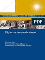 Diplomacy means business