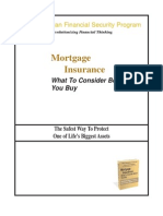 Mortgage Insurance What to Consider Before You Buy
