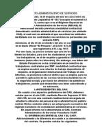 Contrato nxnxmAdministrativo de Servicios