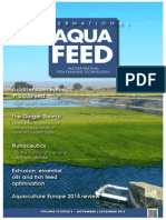 International Aquafeed - November | December 2015 - FULL EDITION