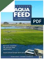 International Aquafeed - November | December 2015 - FULL EDITION