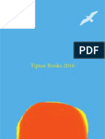 Tiptoe Children's Books Catalog 2016