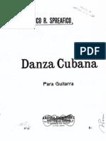 94957699 Federico R Spreafico Danza Cubana For