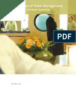 Principles of Hotel Management, VP Kainthola (2009)
