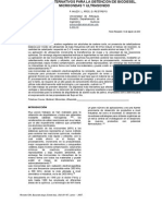 Métodos Alternativos Para La Obtención de Biodiesel