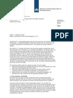 Aanbieding CTIVD Toezichtsrapport Nr. 45 Over Eventuele Handlangers Van Mohammed B.