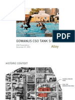 Alloy Development Gowanus CSO Tank Siting Presentation - 2015.12.01