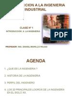 Clase 1-Introd. a La Ingenieria