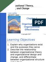 Organization and Environmental factors