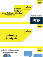 Idea Cellular PPT
