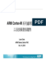 arm cortex m4 point