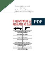rhetorical analysis on gun controlx2234