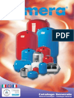 IMERA Expansion Tanks Brochure