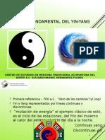 Teoria Fundamental Del Yin-yang
